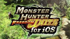 Jaquette de Monster Hunter Freedom Unite iPhone, iPod Touch