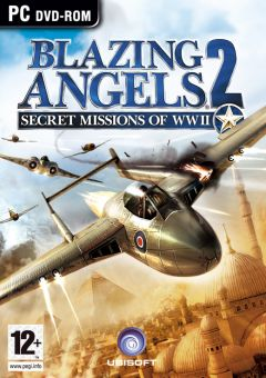 Jaquette de Blazing Angels 2 : Secret Missions of WWII PC
