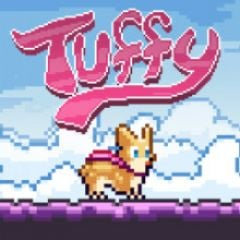 Jaquette de Tuffy the Corgi and the Tower of Bones PS Vita