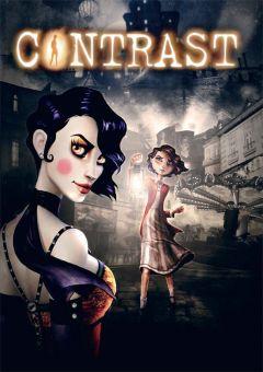 Jaquette de Contrast Xbox One