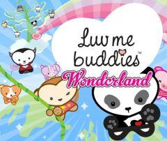 Jaquette de Luv Me Buddies Wonderland Wii U
