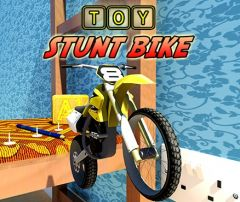 Jaquette de Toy Stunt Bike Nintendo 3DS
