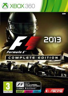 Jaquette de F1 2013 Complete Edition Xbox 360