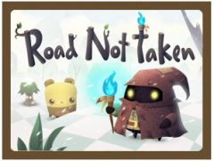 Jaquette de Road Not Taken PS4