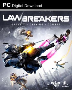 Jaquette de LawBreakers PC