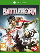 Jaquette de Battleborn Xbox One