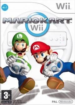 Jaquette de Mario Kart Wii Wii