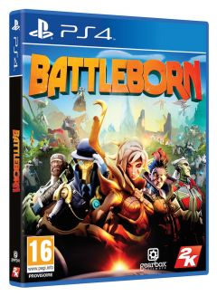 Jaquette de Battleborn PS4