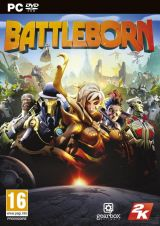 Jaquette de Battleborn PC