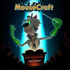 Jaquette de MouseCraft PS Vita