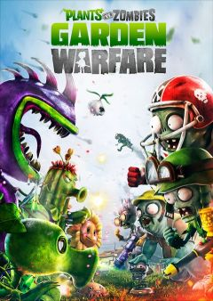 Jaquette de Plants vs Zombies : Garden Warfare PS4