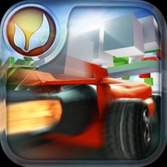 Jaquette de Jet Car Stunts iPhone, iPod Touch