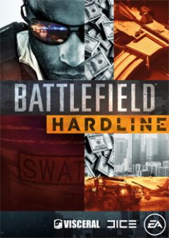 Jaquette de Battlefield : Hardline Xbox 360