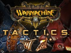 Jaquette de Warmachine : Tactics PC