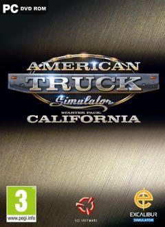 Jaquette de American Truck Simulator PC