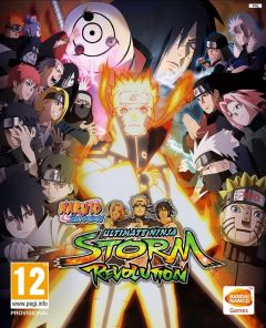 Naruto Shippuden : Ultimate Ninja Storm Revolution (PC)