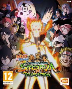 Jaquette de Naruto Shippuden : Ultimate Ninja Storm Revolution PC