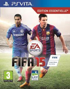 Jaquette de FIFA 15 PS Vita