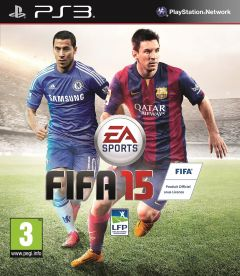 Jaquette de FIFA 15 PlayStation 3
