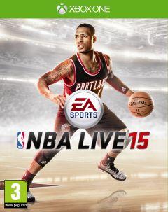 Jaquette de NBA Live 15 Xbox One