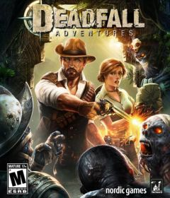 Jaquette de Deadfall Adventures : Heart of Atlantis PlayStation 3