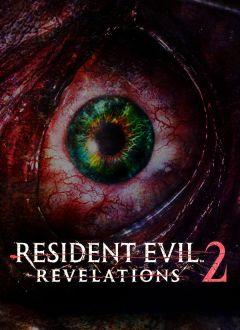 Jaquette de Resident Evil : Revelations 2 PS4