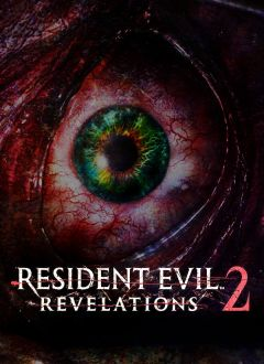Jaquette de Resident Evil : Revelations 2 PlayStation 3