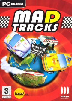 Jaquette de Mad Tracks PC