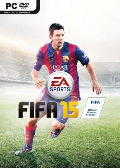 Jaquette de FIFA 15 PC