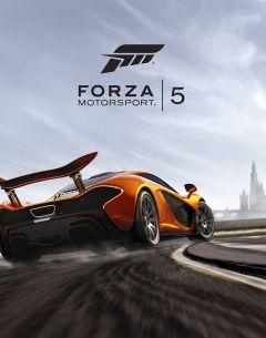 Jaquette de Forza 5 : Édition Jeu de course de l'année Xbox One