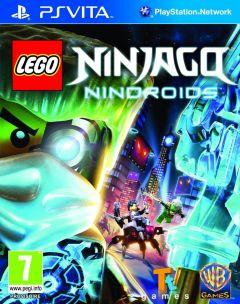 Jaquette de Lego Ninjago Nindroids PS Vita
