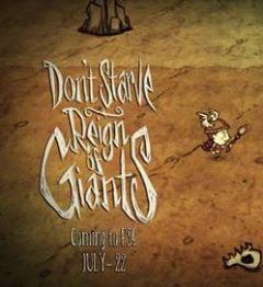 Jaquette de Don't Starve : Reign of Giants PC
