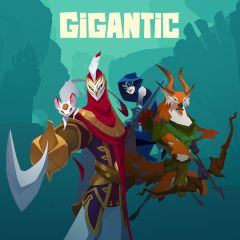 Jaquette de Gigantic PC