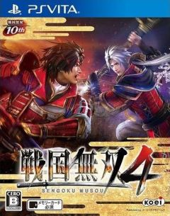 Jaquette de Samurai Warriors 4 PS Vita