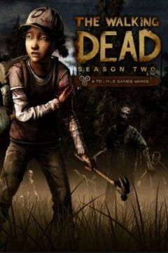 Jaquette de The Walking Dead : Season 2 - Episode 4 : Amid the Ruins PlayStation 3