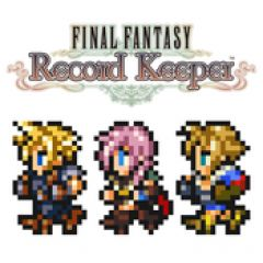Jaquette de Final Fantasy : Record Keeper iPad