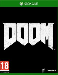 Jaquette de DOOM Xbox One