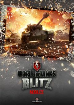 Jaquette de World of Tanks Blitz iPad