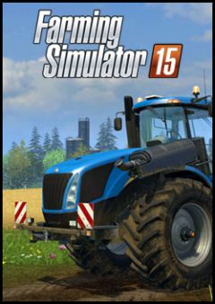 Jaquette de Farming Simulator 15 PS4