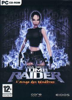 Jaquette de Tomb Raider : L'ange des Ténèbres PC