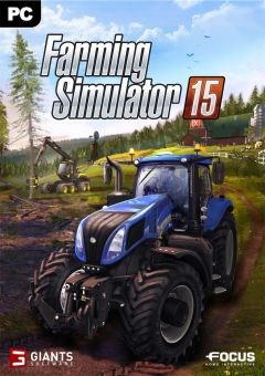 Jaquette de Farming Simulator 15 PC