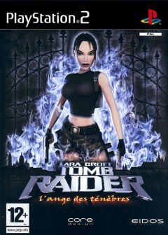 Jaquette de Tomb Raider : L'ange des Ténèbres PlayStation 2