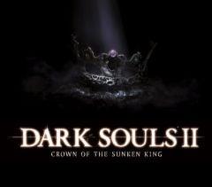 Jaquette de Dark Souls II - Crown of the Sunken King PC