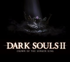 Jaquette de Dark Souls II - Crown of the Sunken King PlayStation 3