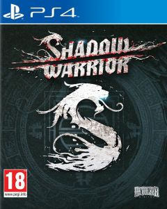 Jaquette de Shadow Warrior PS4