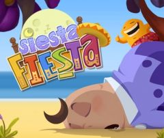 Jaquette de Siesta Fiesta Nintendo 3DS