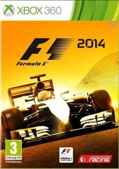 Jaquette de F1 2014 Xbox 360