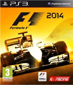 Jaquette de F1 2014 PlayStation 3