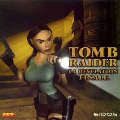 Jaquette de Tomb Raider : la Révélation Finale PlayStation