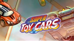 Jaquette de Super Toy Cars Wii U